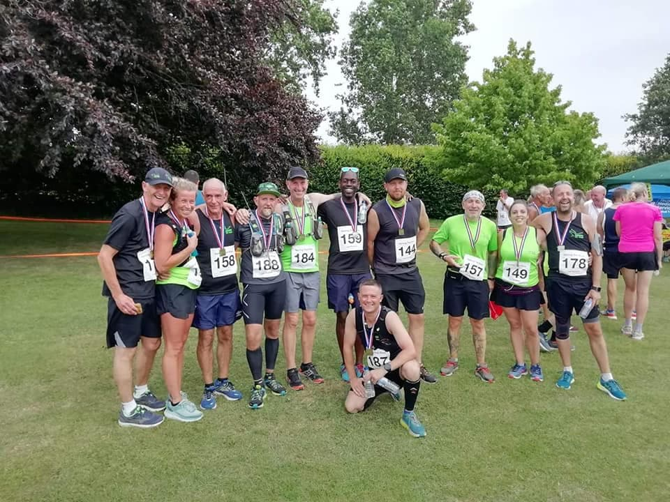 Harting 10 mile Trail Sunday 4th August 2019